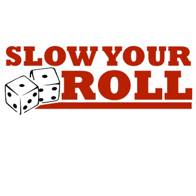 Slow Your Roll Dice t-shirt from BurnTees.com