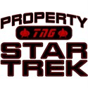 Red Property Star Trek - TNG
