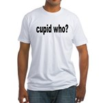 Cupid's Choice Heart Fitted T-Shirt