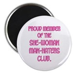 Man-Haters Magnet