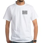 Being Single Priceless Dating White T-Shirt