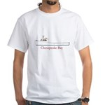 chesapeake bay t shirt