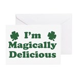 I'm Magically Delicious Greeting Cards (Package of