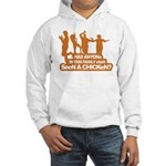 Chicken Dance Hooded Sweatshirt