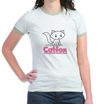 Catfox Jr. Ringer T-Shirt