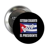 Voto! Esteban Colberto Button