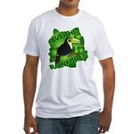Save the Rainforest Fitted T-Shirt