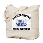 Bachelorette Party Weekend Tote Bag