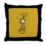 Corporate Break Throw Pillow