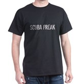 Scuba Freak Dark T-Shirt