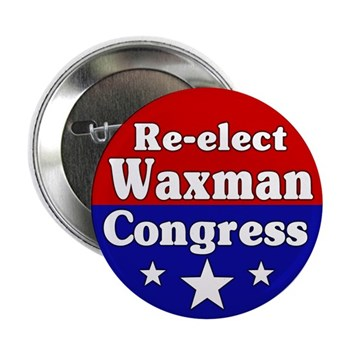 Congressman Henry Waxman of California asks the tough questions.  Keep at it Rep. Waxman.  We say Re-Elect Henry Waxman!  (Pro-Waxman Bumper Sticker)