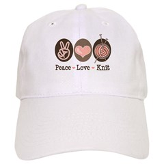 Knit Knitting Gift T shirts More Cap