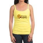 California Love Jr. Spaghetti Tank