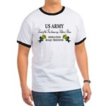 US Army OIF My soldier is brave Ringer T