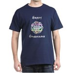 Hanukkah Chanukah Dark T-Shirt