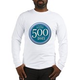 500 Dives Milestone Long Sleeve T-Shirt
