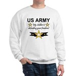Army My Soldier is defending Sweatshirt