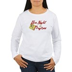 Hen Night Women's Long Sleeve T-Shirt