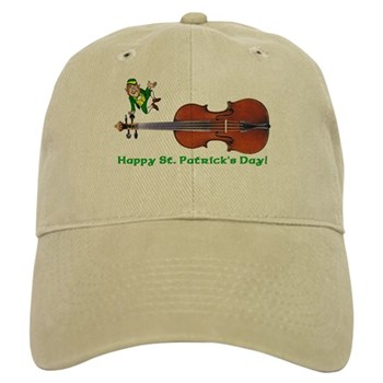 Leprechaun Fiddle Cap