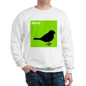  iBand (green) Sweatshirt