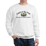 Land of the Free, Coastie Sweatshirt