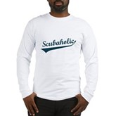 Scubaholic Long Sleeve T-Shirt