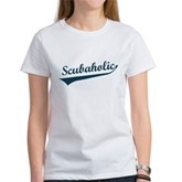  Scubaholic Women's T-Shirt