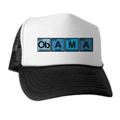 Obama Elements Trucker Hat