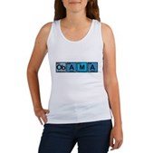 Obama Elements Women's Tank Top