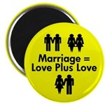 The Marriage Equation Magnet
