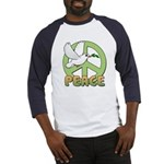 Birdorable Peace Dove Baseball Jersey