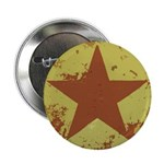 "Rusty Star 2.25"" Button (100 pack)"