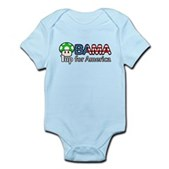 Obama 1up for America Infant Bodysuit