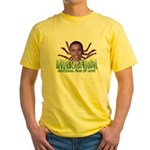 Irrational Fear of Hope Yellow T-Shirt