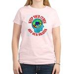 Keep Your Cures Women's Light T-Shirt