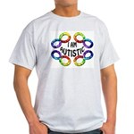 I Am Autistic Light T-Shirt