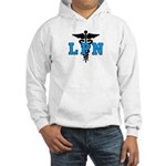 LPN Symbol Hooded Sweatshirt