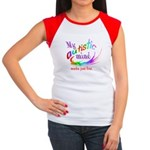 My Autistic Mind Women's Cap Sleeve T-Shirt