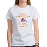 I Support... Women's T-Shirt