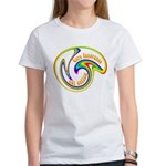 Cure Ignorance (Rainbow) Women's T-Shirt