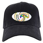 Cure Ignorance (Rainbow) Black Cap