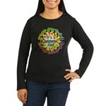 Stimmy Day Women's Long Sleeve Dark T-Shirt