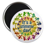 Stimmy Day 2.25&quot; Magnet (10 pack)