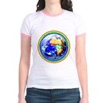 Autistic Planet Jr. Ringer T-Shirt