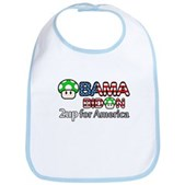 2up for America Bib