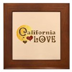 California Love Framed Tile