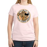 Paws for the Cure: Leukemia Women's Light T-Shirt