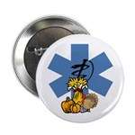 "Thanksgiving EMS 2.25"" Button (10 pack)"