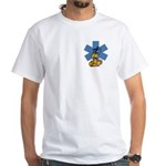 Thanksgiving EMS White T-Shirt