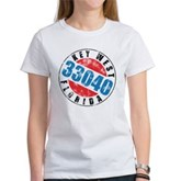 Vintage Key West 33040 Women's T-Shirt
